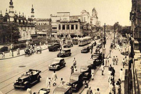 পশ্চিমবঙ্গের রাজধানী কোলকাতার ইতিহাস