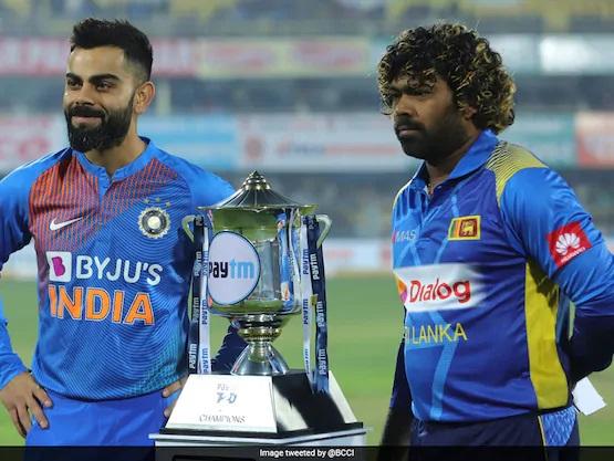 শ্রীলঙ্কার বিরুদ্ধে ২-০ ব্যবধানে টি২০ সিরিজ জয় ভারতের