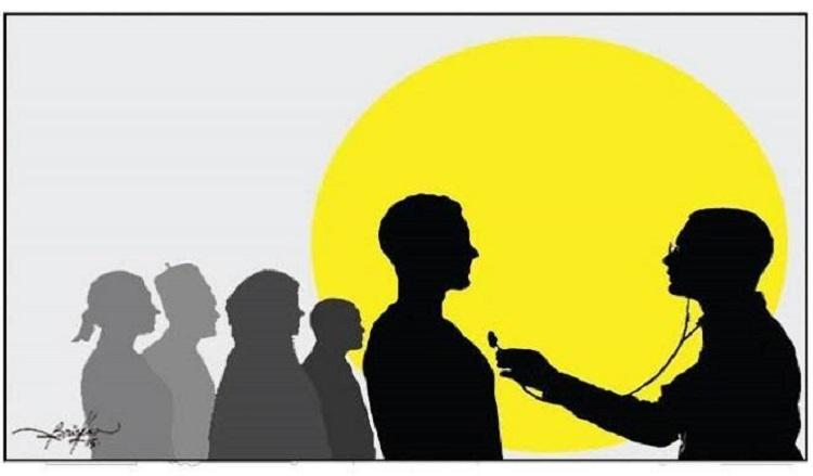 ডাক্তারদের রোগী দেখার ফি 'নির্ধারণ' করে দেবে সরকার