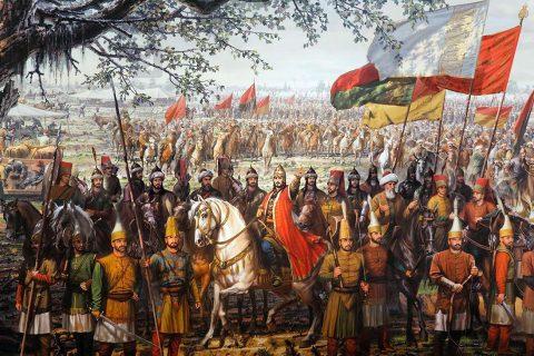 যেভাবে পতন হয় ১৫ শতাব্দীর অটোমান সাম্রাজ্যের