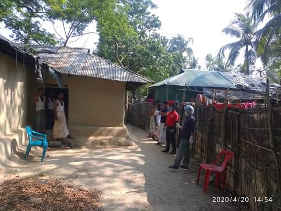 মহেশখালী পুটিবিলায় ৫ জনকে হোম কোয়ারিন্টিনে থাকার নির্দেশ