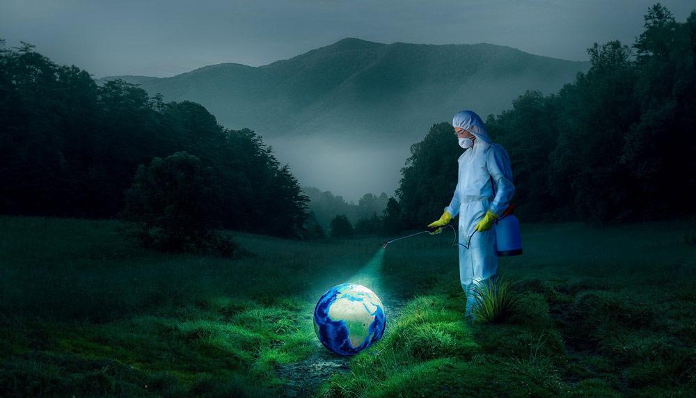 ভবিষ্যতে পৃথিবীর পরিবেশ দূষণের ভয়াবহ প্রভাব