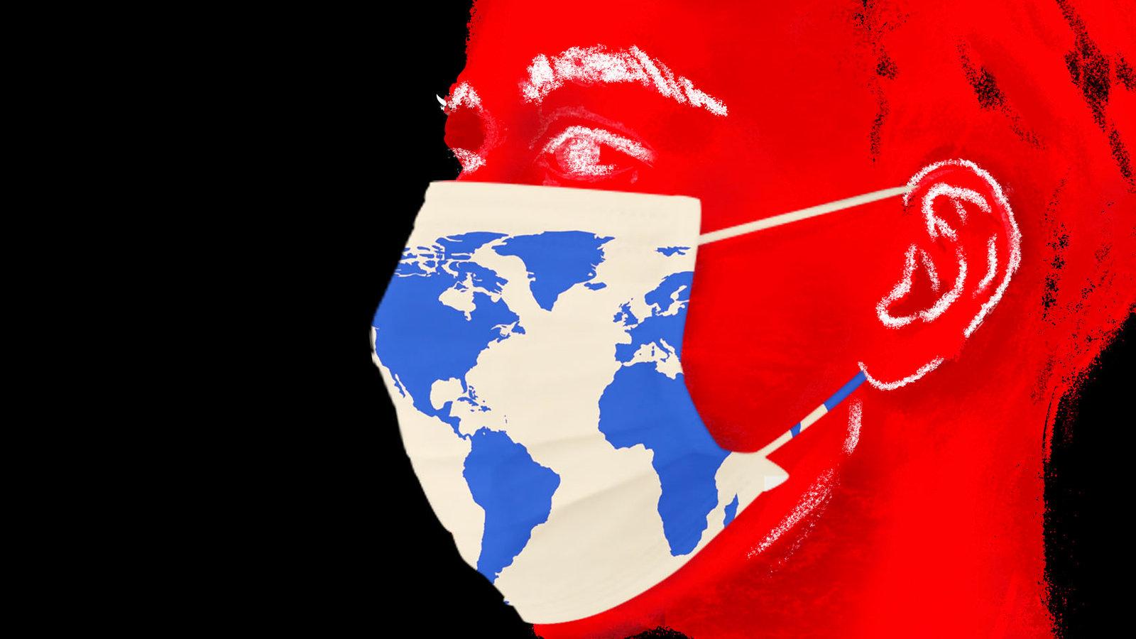 করোনায় ভেঙে পড়ছে গোটা পৃথিবী : আক্রান্ত ৮ লক্ষের বেশি মানুষ,মৃত ছাড়াল ৪০ হাজার