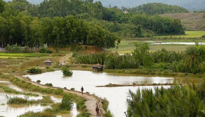 কক্সবাজার সীমান্তে রোহিঙ্গা অনুপ্রবেশের শঙ্কা, বিজিবির টহল জোরদার