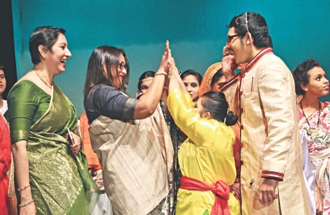 """বিশ্ব অটিজম দিবস আজ : সায়মা ওয়াজেদ হোসেন """"বিশেষ শিশুদের স্বপ্ন সারথি"""""""