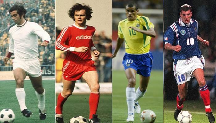 ফুটবলে বিশ্বকাপ, চ্যাম্পিয়নস লিগ ও ব্যালন ডি'র জিতেছেন যেসব খেলোয়াড়