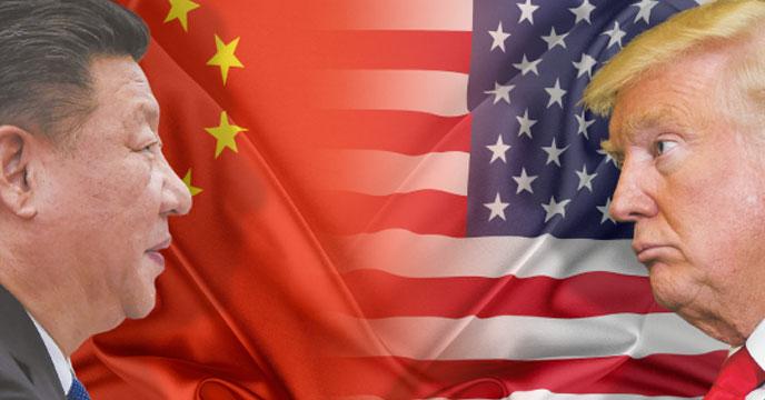 যুক্তরাষ্ট্র-চীন শীতল যুদ্ধের দামামা শুরু