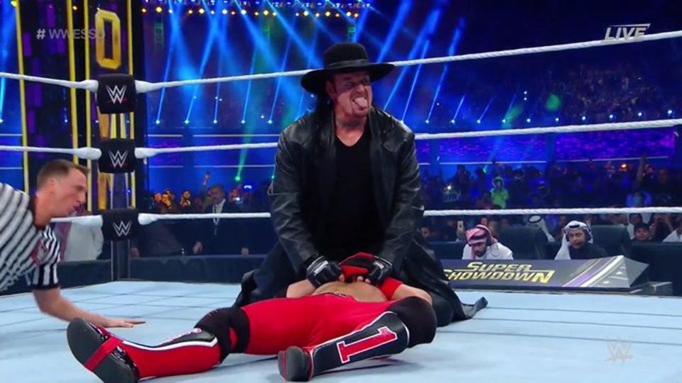WWE রেসলিংকে বিদায় জানালেন দ্য আন্ডারটেকার (ভিডিও সহ)
