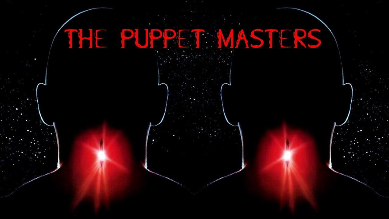 এলিয়েনদের সিনেমা : 'দ্য পাপেট মাস্টার্স'