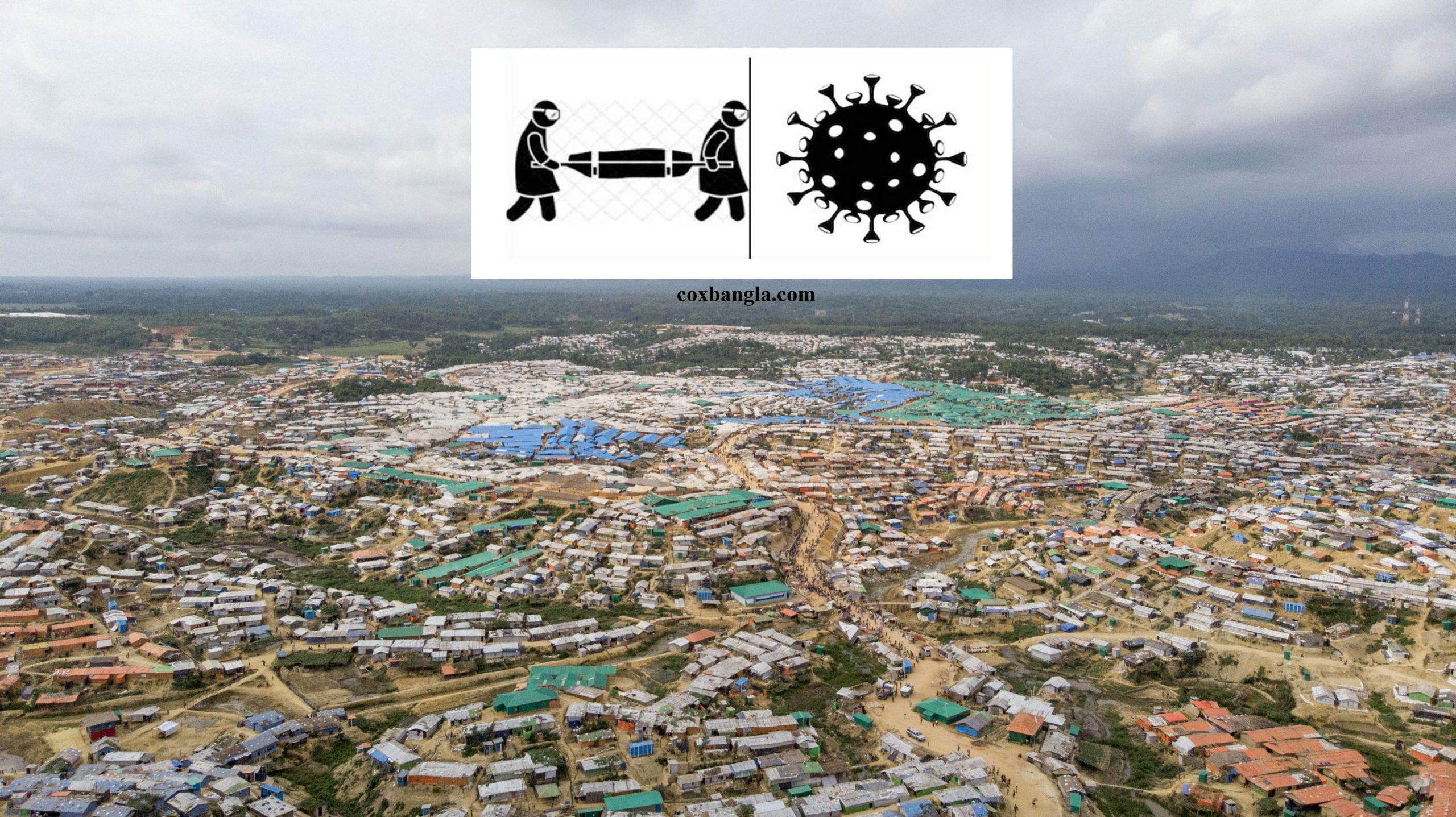 কক্সবাজার শরনার্থী শিবিরে করোনায় আরও ২ রোহিঙ্গার মৃত্যূ : নতুন আক্রান্ত ৫জন