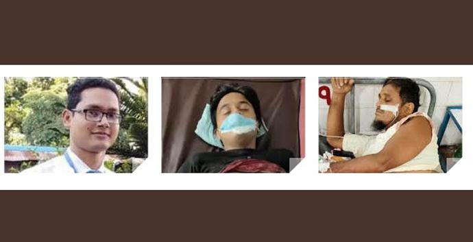 বাস-ট্রাক সংঘর্ষে পিতা-পুত্রসহ রামু জোয়ারিয়ানালার ৩ জন আহত
