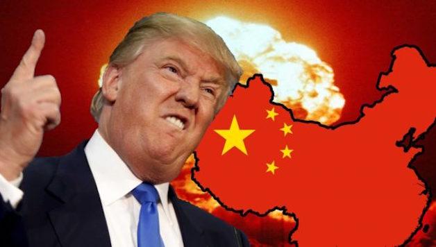 চীন বিরোধী জোট গঠনের ঘোষণা : কঠোর অবস্থানে মার্কিন প্রেসিডেন্ট ট্রাম্প