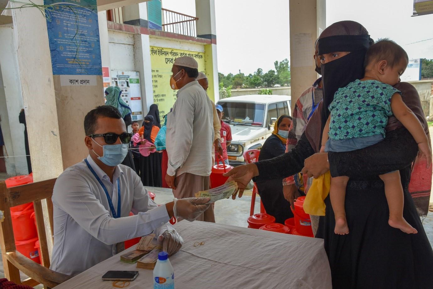 কক্সবাজার জেলায় ১১হাজার ১২০ দরিদ্র পরিবারে ৩৮ কোটি ৯ লাখ টাকা বিতরন করবে UNDP