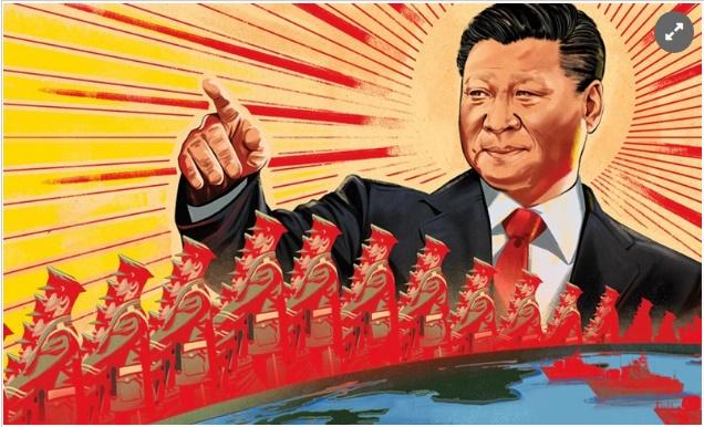 পাকিস্তান-উত্তর কোরিয়ার বাইরে 'সম্প্রসারণবাদ' নিতে পারছে না চীন