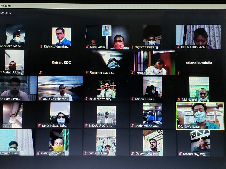 করোনা সংক্রমণ রোধে কক্সবাজারের কোরবানি পশুর হাটে প্রশাসনের ১৯টি নির্দেশনা জারী