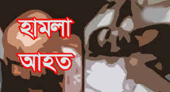 পেকুয়ায় হামলায় দোকান মালিকসহ আহত-৩
