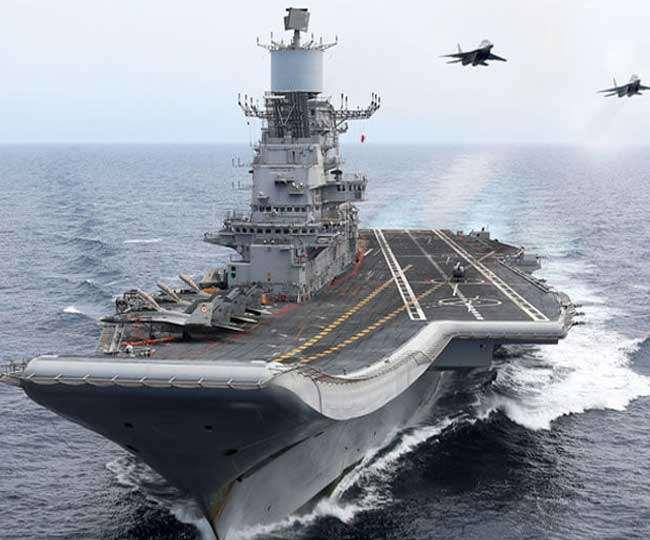 দক্ষিণ চীন সাগরে যুদ্ধজাহাজ পাঠিয়েছে ভারতীয় নৌবাহিনী