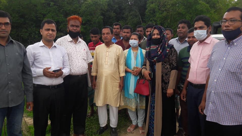 পেকুয়ায় সোনাইছড়িতে প্রতিষ্টিত হচ্ছে মুক্তিযোদ্ধা রমিজ উদ্দিন স্কুল