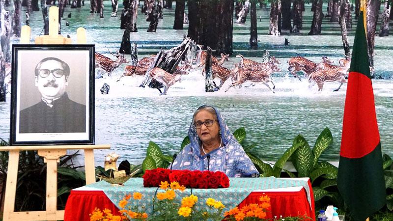 বৈশ্বিক চ্যালেঞ্জ মোকাবেলায় 'বাস্তবসম্মত রোডম্যাপ' তৈরির আহ্বান প্রধানমন্ত্রীর