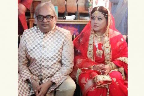 ফের বিয়ে করলেন অভিনয়শিল্পী শমী কায়সার