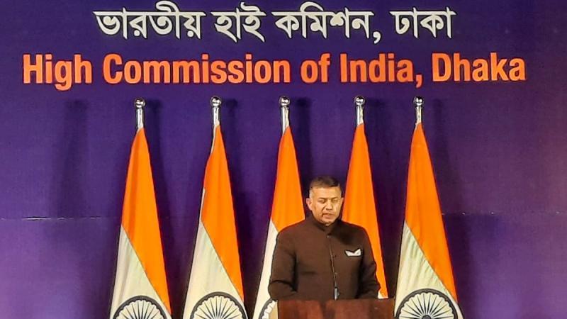 বাংলাদেশ ভারতের মধ্যে বিশেষ অংশীদার ছিল, আছে এবং ভবিষ্যতেও থাকবে : ঢাকায় নতুন হাইকমিশনার