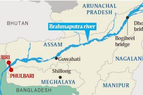 ব্রহ্মপুত্র নদীতে ৩ হাজার ৬০০ কোটি টাকায় নির্মিত হবে ১৯ কি:মি: দৈর্ঘ্যের চারলেনের সেতু