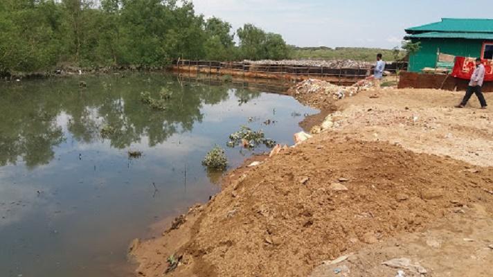 কক্সবাজার শহরের ঐতিহ্যবাহী বাঁকখালী নদী দখল : ১৫৭ জন দখলদারের বিরুদ্ধে তদন্তে নামল দুদক