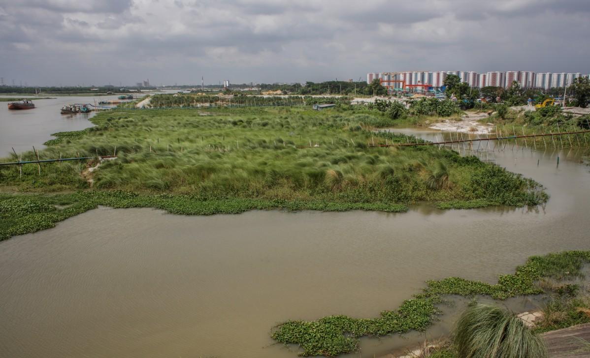 দেশের ৭৭০টি নদীতে ৫৭ হাজার ৩৯০ দখলদার