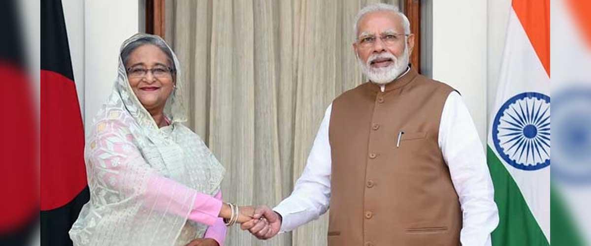 ঢাকা সফরে আসছেন মোদি, ২৭ মার্চ শেখ হাসিনার সঙ্গে বৈঠক