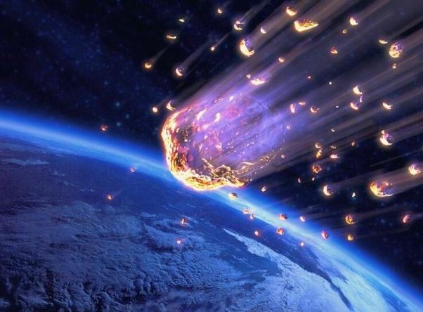মহাকাশের ২০০টি উল্কা বৃষ্টি দেখা মিলবে পৃথিবীর বায়ুমণ্ডলে