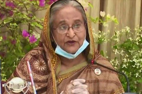 বাংলাদেশেই যুদ্ধবিমান তৈরি করতে চাই : প্রধানমন্ত্রী শেখ হাসিনা