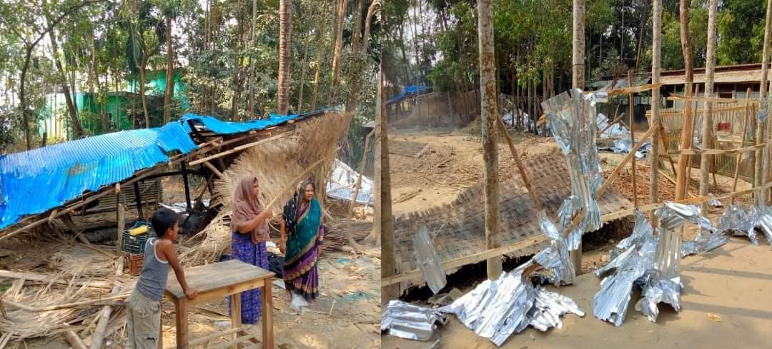 চকরিয়ায় বসতভিটা দখলে অগ্নিসংযোগ,ভাংচুর ও লুটপাটের অভিযোগ : থানায় এজাহার দায়ের