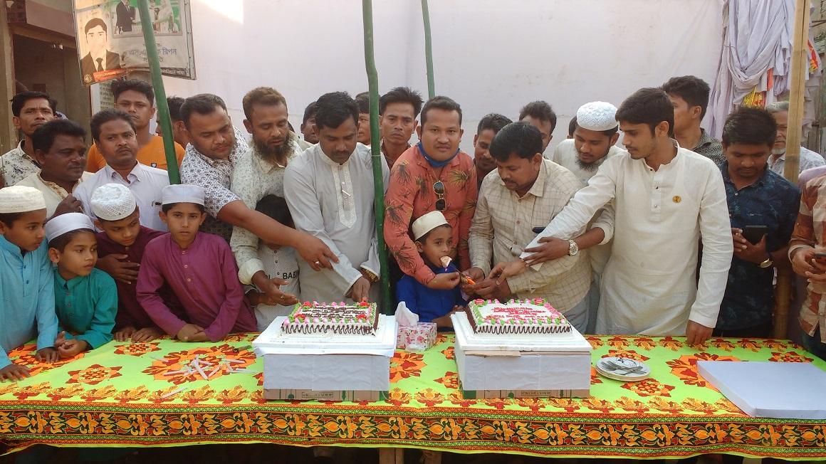 বাইশারীতে জাতির জনকের ১০১ তম জন্মদিন ও শিশু দিবস পালন