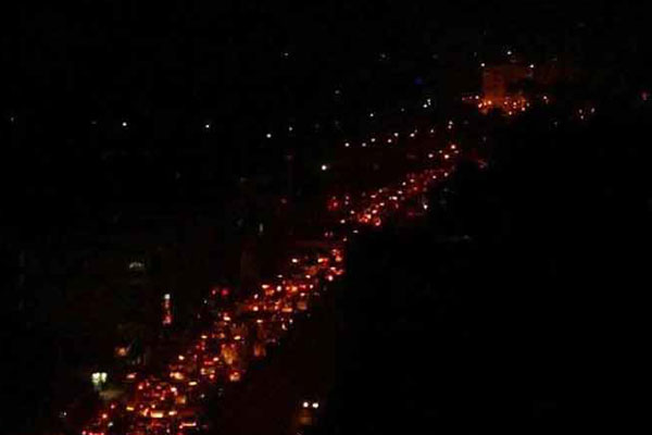 সারা দেশে প্রতীকী 'ব্ল্যাকআউট' : ২৫ মার্চ রাতে ১ মিনিট অন্ধকারে থাকবে দেশ
