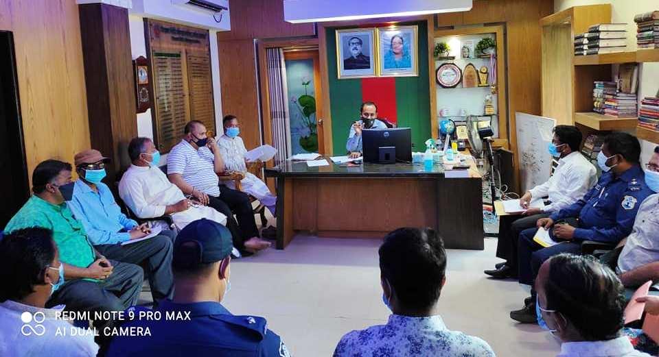 করোনা সংক্রমণরোধে চকরিয়া-পেকুয়ায় লকডাউন নিশ্চিত করতে হবে : এমপি জাফর