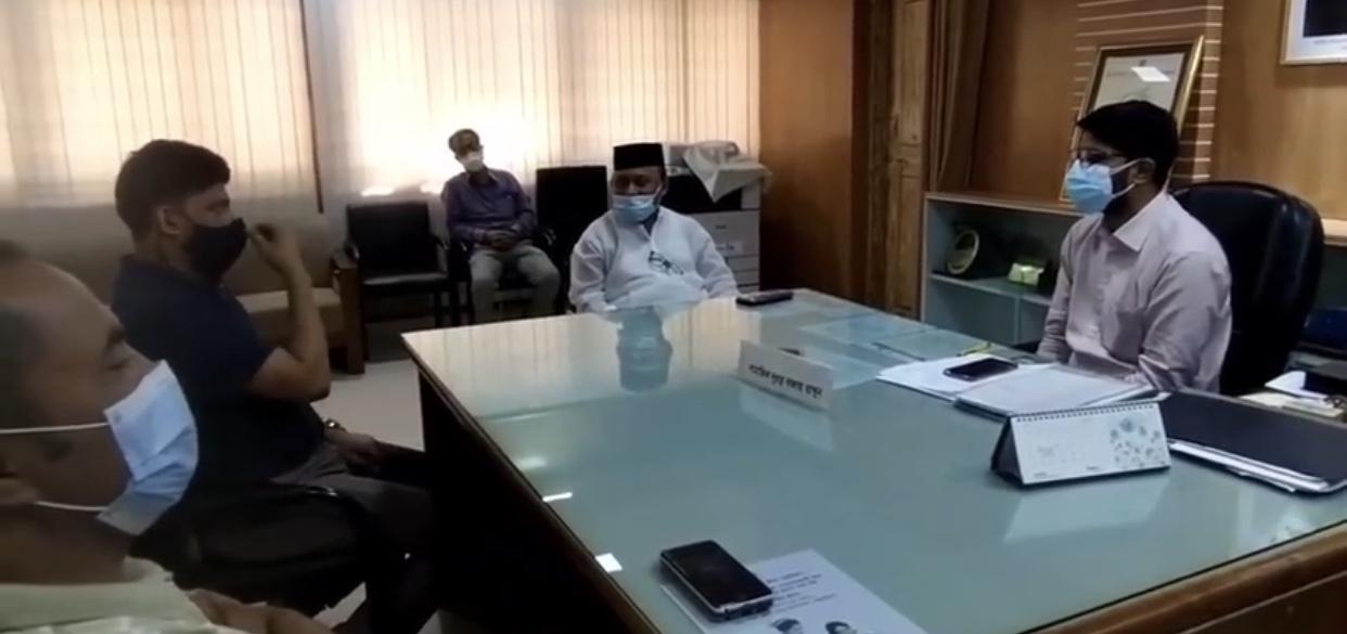 কক্সবাজারবাসির জন্য আরো ১০০ ICU'র দাবি এমপি কমলের