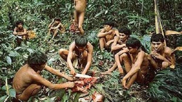 মৃত্যুর পর নিজেদের আত্মীয়দের মাংস খায় অ্যামাজনের এই উপজাতি