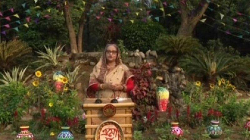 নববর্ষের আনন্দ উপভোগ করুন ঘরে বসে : প্রধানমন্ত্রী