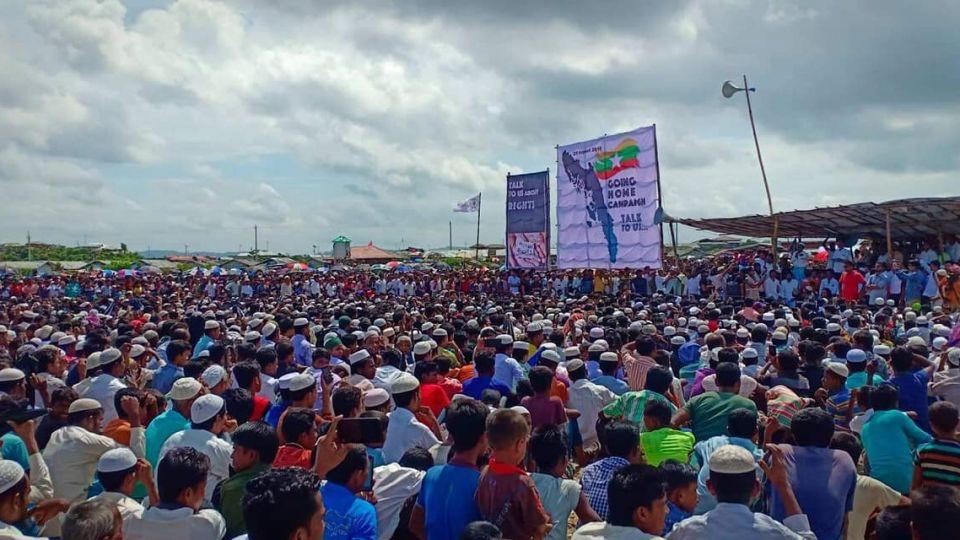 কক্সবাজারে আশ্রিত রোহিঙ্গাদের অনিশ্চিত ভবিষ্যৎ : কর্মসংস্থান সৃষ্টির চাপ