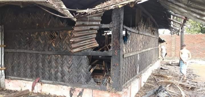 মহেশখালীতে অগ্নিকান্ডে বসতবাড়ী পুড়ে ছাই : ব্যাপক ক্ষয়ক্ষতি