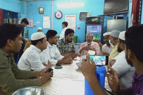 উপজেলা প্রেসক্লাব উখিয়া'র কার্যকরী পরিষদের কমিটি অনুমোদন