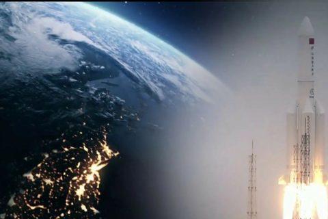 চীনা রকেটের ধ্বংসাবশেষ আছড়ে পড়ল ভারত মহাসাগরে