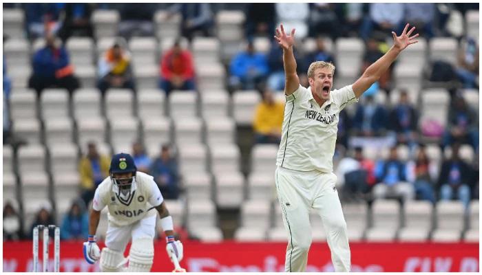 বিশ্ব টেস্ট চ্যাম্পিয়নশিপের ফাইনাল : ২১৭ রানে গুটিয়ে গেল ভারত