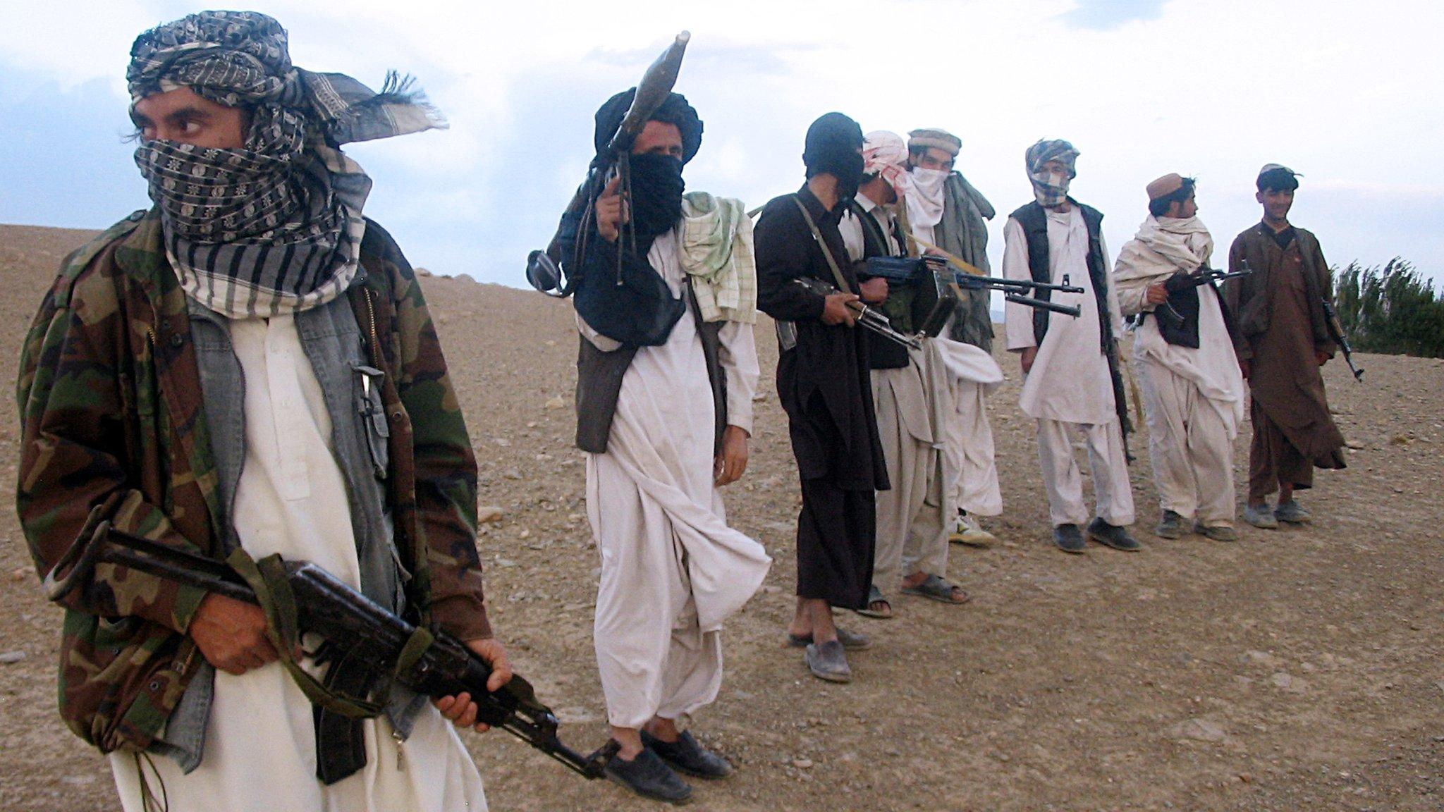 আফগানিস্তানে কাবুলের আরও কাছে তালিবান জঙ্গিরা !