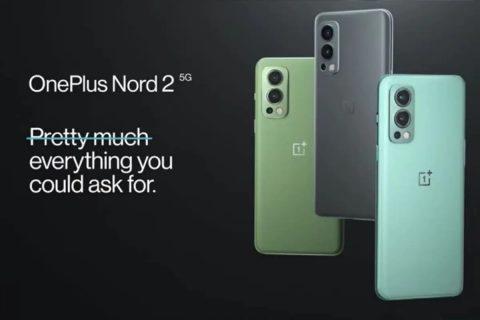 লঞ্চ হল OnePlus Nord-2 5G
