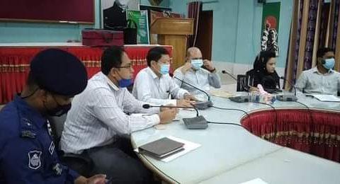 রামু উপজেলা আইন শৃংখলা কমিটির মাসিক সভা অনুষ্ঠিত