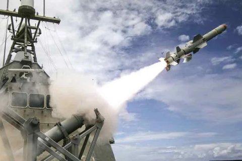 ভারতের হাতে অত্যাধুনিক জাহাজ বিধ্বংসী Harpoon missile দিচ্ছে যুক্তরাষ্ট্র