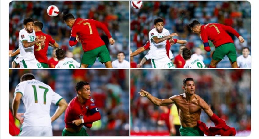 আন্তর্জাতিক ফুটবলে বিশ্বরেকর্ড : সর্বকালের সর্বোচ্চ গোলদাতা হলেন Cristiano Ronaldo
