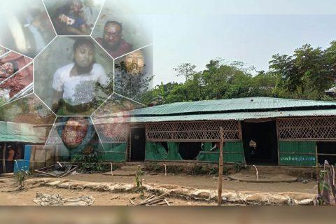 কক্সবাজারে ৬ রোহিঙ্গা হত্যাকাণ্ডে থমথমে ক্যাম্প : ১০জন গ্রেপ্তার,২৫০ জনকে অজ্ঞাত আসামি করে মামলা