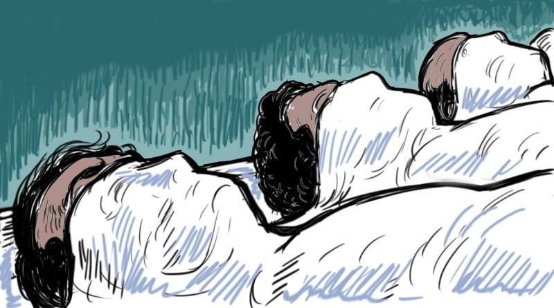 চকরিয়ায় বজ্রপাতে চাচা-ভাতিজার মর্মান্তি মৃত্যু